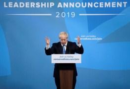 Boris Johnson é escolhido para ser o primeiro-ministro do Reino Unido
