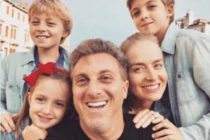 20190630131559840209o 300x200 - RECUPERAÇÃO: Luciano Huck e Angélica fazem missa em agradecimento a vida do filho