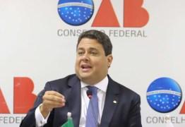 Associação dos advogados do Rio de Janeiro pede afastamento imediato de Felipe Santa Cruz – VEJA DOCUMENTO