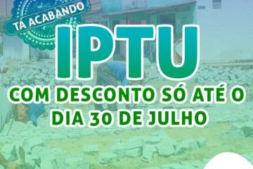 3596478b17fa191d9412eb7c927b9f51 - Prefeitura estende campanha para pagamento do IPTU e garante desconto até 30 de julho