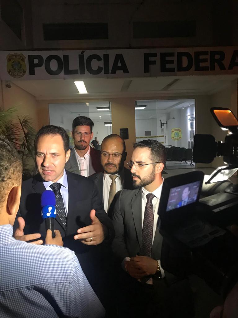 PRISÃO INDEVIDA: Advogado do RN preso pela PF da PB teria sido vítima se abuso de autoridade: VEJA VÍDEO