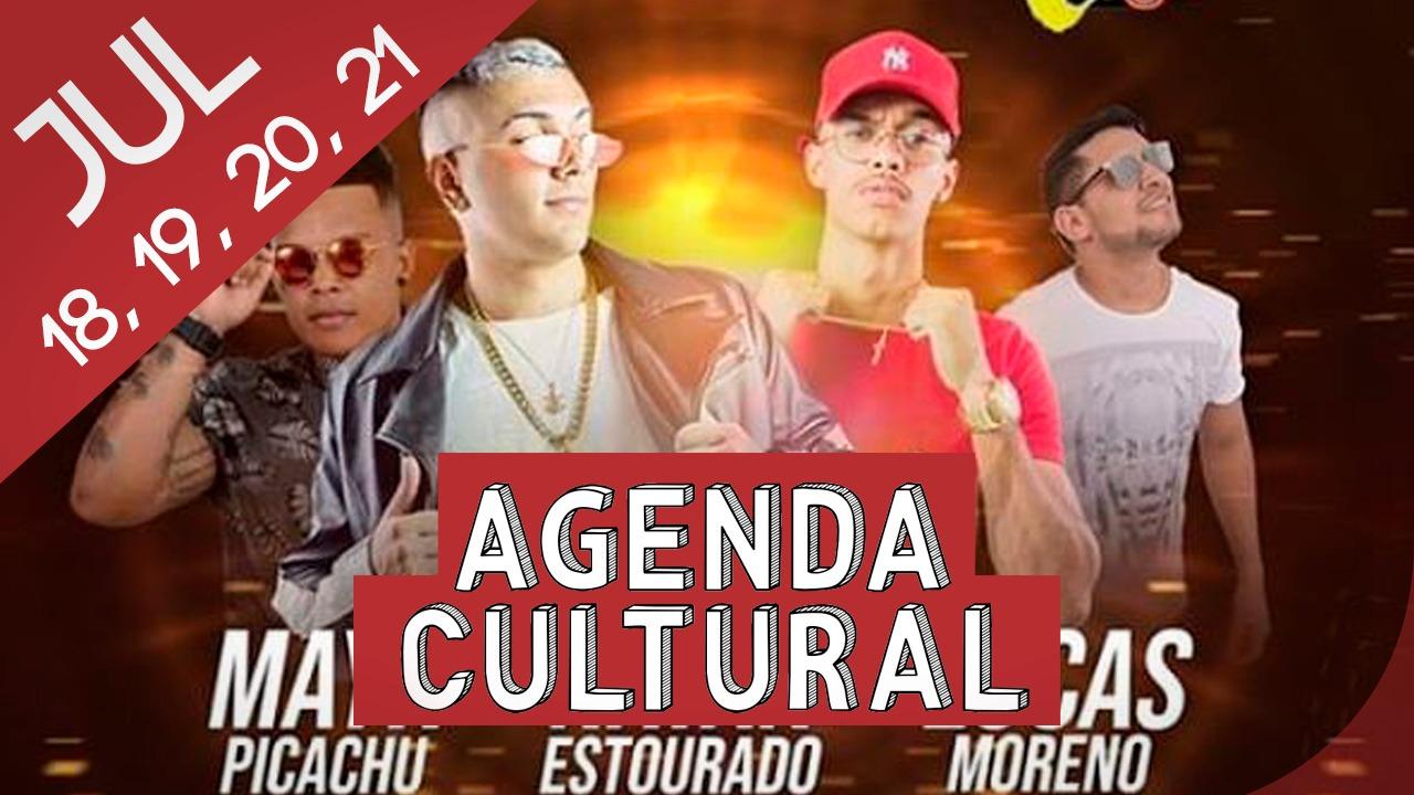 4ebf2046 72fc 471f 90b2 f8dec9293530 - AGENDA CULTURAL: Fique por dentro das atrações para curtir os melhores dias da semana em João Pessoa