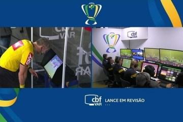 7755818 640x360 - CBF altera árbitros do VAR para Flamengo x Athletico