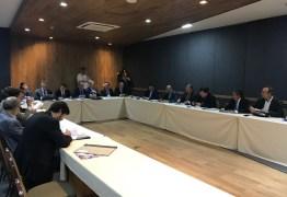 Rômulo Soares participa de reunião de presidentes de Creci's em Aracaju