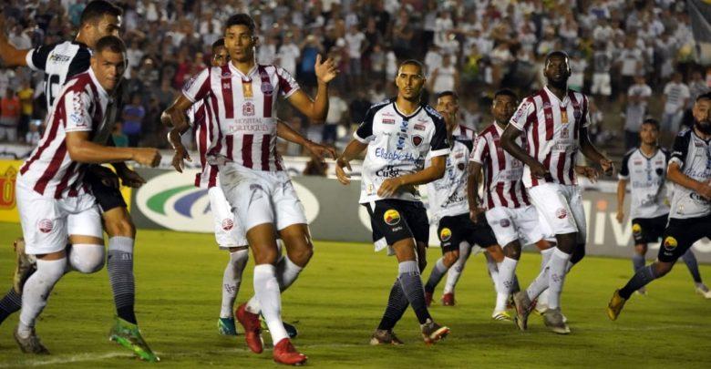Botafogopb x Nauticope 780x405 - Botafogo-PB poderá encostar no líder após jogo desta quarta-feira em Recife