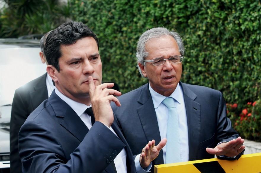 Capturar 20 - Moro e Guedes terão que explicar investigação sobre jornalista ao Senado