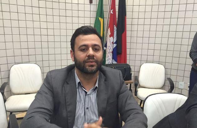 Capturaro - IRREGULARIDADES NA GESTÃO: Ex-presidente da Câmara de Cabedelo é intimado pelo TCE-PB