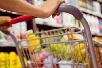Cesta básica sobe 15% em 2020 e custa 44% do salário mínimo em João Pessoa, afirma Dieese