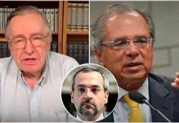 """MENOS OLAVO DE CARVALHO E MAIS PAULO GUEDES: notas sobre o """"Future-se"""", pacotão MEC/Weintraub – Por Jaldes Meneses"""