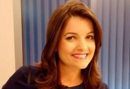 Larissa Pereira é a primeira paraibana apresentar o Jornal Nacional