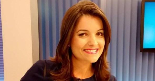 Larissa 1 - Larissa Pereira é a primeira paraibana apresentar o Jornal Nacional