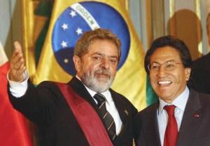 Lula e Alejandro Toledo 300x208 - PROPINA MILIONÁRIA: ex-presidente do Peru é preso nos EUA por escândalo da Lava Jato