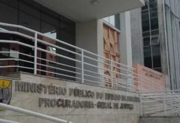 MPPB investiga prefeitura por supostos desvios na compra de máscaras, testes e protetores faciais