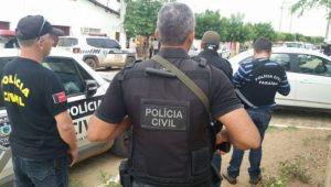 Polícia Civil operação 1 300x170 - Estudante de Direito de faculdade particular em João Pessoa é preso com drogas e R$ 31 mil