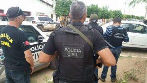 Polícia Civil operação 300x170 - OPERAÇÃO INTRIGA: Polícia cumpre 12 mandados contra crimes de homicídios em Campina Grande