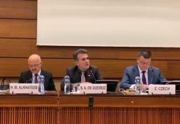 LIBERDADE DE RELIGIÃO: em evento da ONU, paraibano Sérgio Queiroz denuncia perseguição contra cristãos e judeus; VEJA VÍDEO