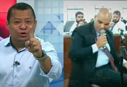 XEQUE MATE – Delator diz que intermediou compra do silêncio de Nilvan e apresentador responde: 'Esqueceu de dizer que eu o expulsei de estúdio' – VEJA VÍDEO