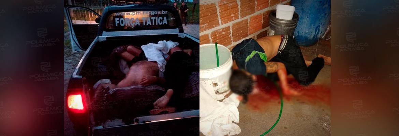WhatsApp Image 2019 07 10 at 11.19.12 - IMAGENS CHOCANTES: Cinco suspeitos morrem após ação policial, policiais alegam que foram recebidos a bala