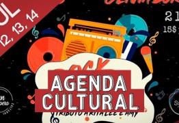 AGENDA CULTURAL: mais de 70 eventos agitam o fim de semana em João Pessoa