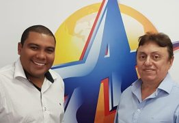 NOVA CONTRATAÇÃO: Valderedo Borba é contratado para comandar programa na Arapuan FM de Campina Grande