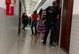 Operação cumpre mandados de prisão contra suspeitos de homicídios, em Cabedelo – VEJA VÍDEO