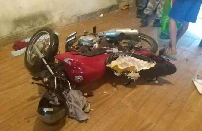 Criança de 7 anos é resgatada após ficar trancada em casa com pitbull em surto