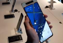 Samsung lança smartphone com câmera giratória – VEJA VÍDEO