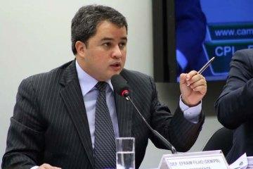 comissao do fim do foro deve ser instalada nesta semana diz efraim filho - Efraim Filho sobre tributação no Brasil: 'Os problemas não são circunstanciais, são estruturantes'