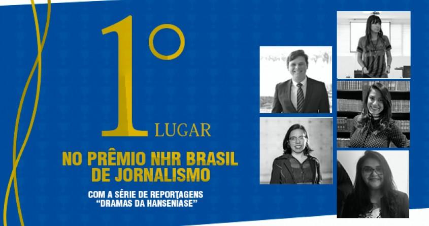 cortar 845 445 formato novo - Lançado a menos de dois meses, Repórter Especial conquista 1º lugar no Prêmio Nacional de Jornalismo