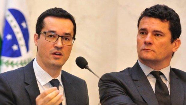 VAJA JATO: Sérgio Moro e Dallagnol teriam combinado reuniões para discutir 'capacidade operacional' da Lava-Jato