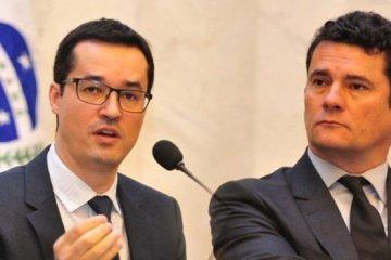 dallagnol55 moro - VAZA-JATO: Sérgio Moro e Dallagnol teriam combinado reuniões para discutir 'capacidade operacional' de investigações