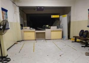 explosao correios 300x214 - Bandidos explodem agência dos Correios em Lagoa Seca, PB