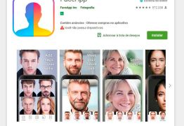 PERIGO: aplicativo FaceApp pode abrir porta para abusos com dados dos usuários