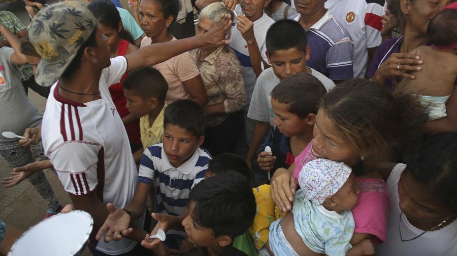 42,5 MILHÕES DE PESSOAS AFETADAS: ONU destaca crescimento da fome na América Latina
