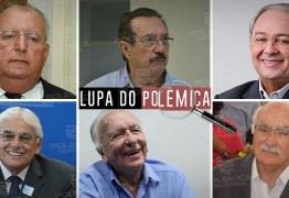 LUPA DO POLÊMICA: 56 ex-deputados estaduais recebem aposentadoria especial na Paraíba – VEJA TABELA COMPLETA