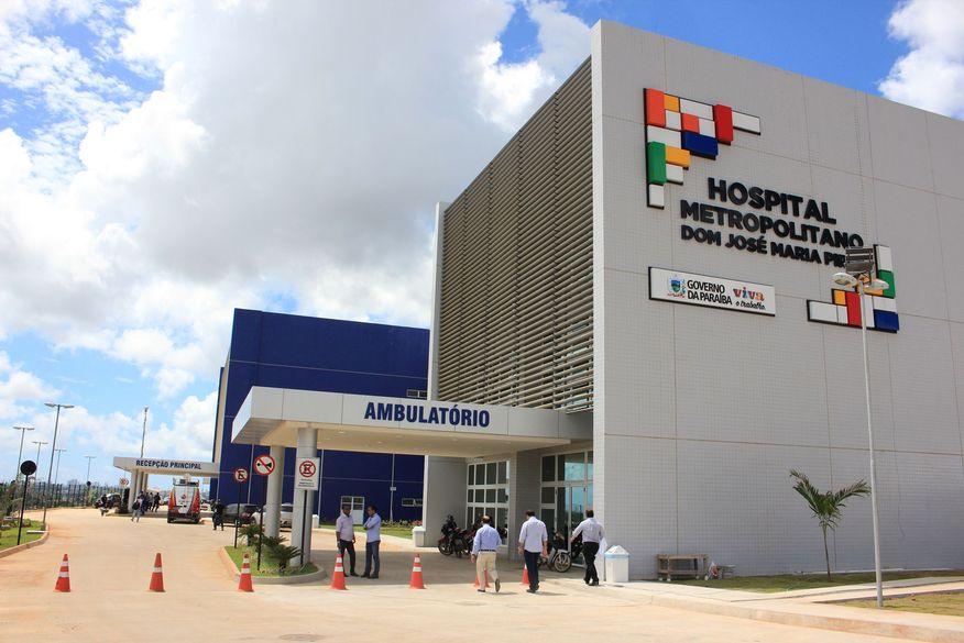 hospital metropolitano da pb walla santos - Interventores dos hospitais Metropolitano e Regional assumem nesta segunda