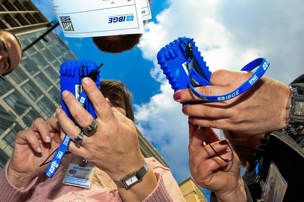 ibge - Concurso IBGE abre 400 vagas para todo o país, com salários de até R$4,2 mil