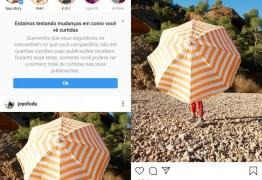 Instagram começa testes para ocultar número de curtidas no Brasil