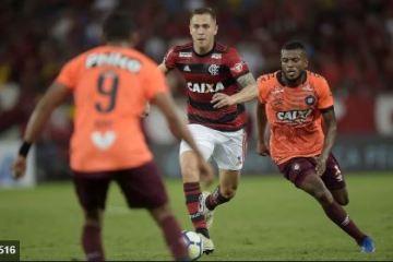jogo - Flamengo busca, hoje, vaga na semi da Copa do Brasil contra Athletico-PR