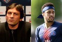 À caminho da China, Leonardo estaria buscando maneiras para facilitar venda de Neymar