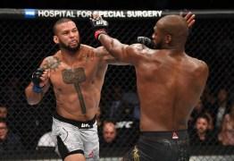 UFC: Lutadores apontam vitória de Marreta sobre Jon Jones no UFC