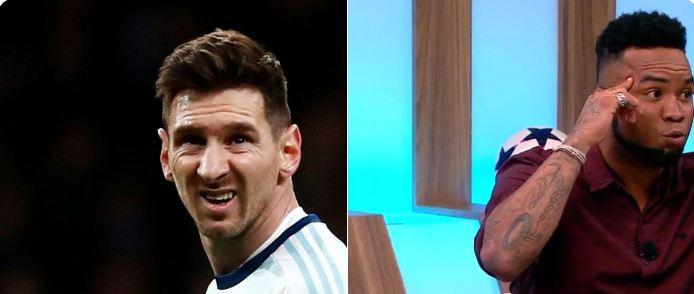 messi carlos alberto - Internautas ironizam relato de Carlos Alberto sobre momento de intimidade com Lionel Messi