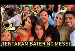 Messi se envolve em confusão em boate de Ibiza, na Espanha: VEJA VÍDEO