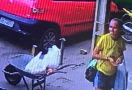 Mulher é detida suspeita de furar pessoas com espetos no Centro de Campina Grande