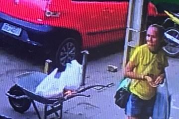 mulher centro - Mulher é detida suspeita de furar pessoas com espetos no Centro de Campina Grande