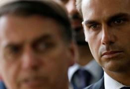 'Não temos pressa', diz Bolsonaro sobre Eduardo na embaixada