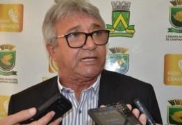 De olho na PMCG, Nelson Gomes paquera com PSD de Romero e volta a confirmar intenção de deixar partido de Cássio