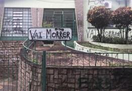 Presidente do Guarani, Palmeron Mendes sofre ameças de morte após ter escritório pichado