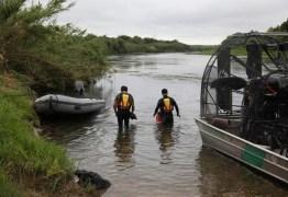 Menina brasileira de 2 anos desaparece em rio entre EUA e México