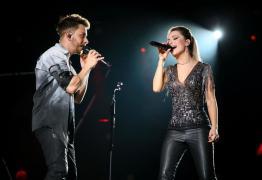 NOSSA HISTÓRIA: Sandy e Junior fazem o primeiro show da turnê em Recife – VEJA VÍDEOS